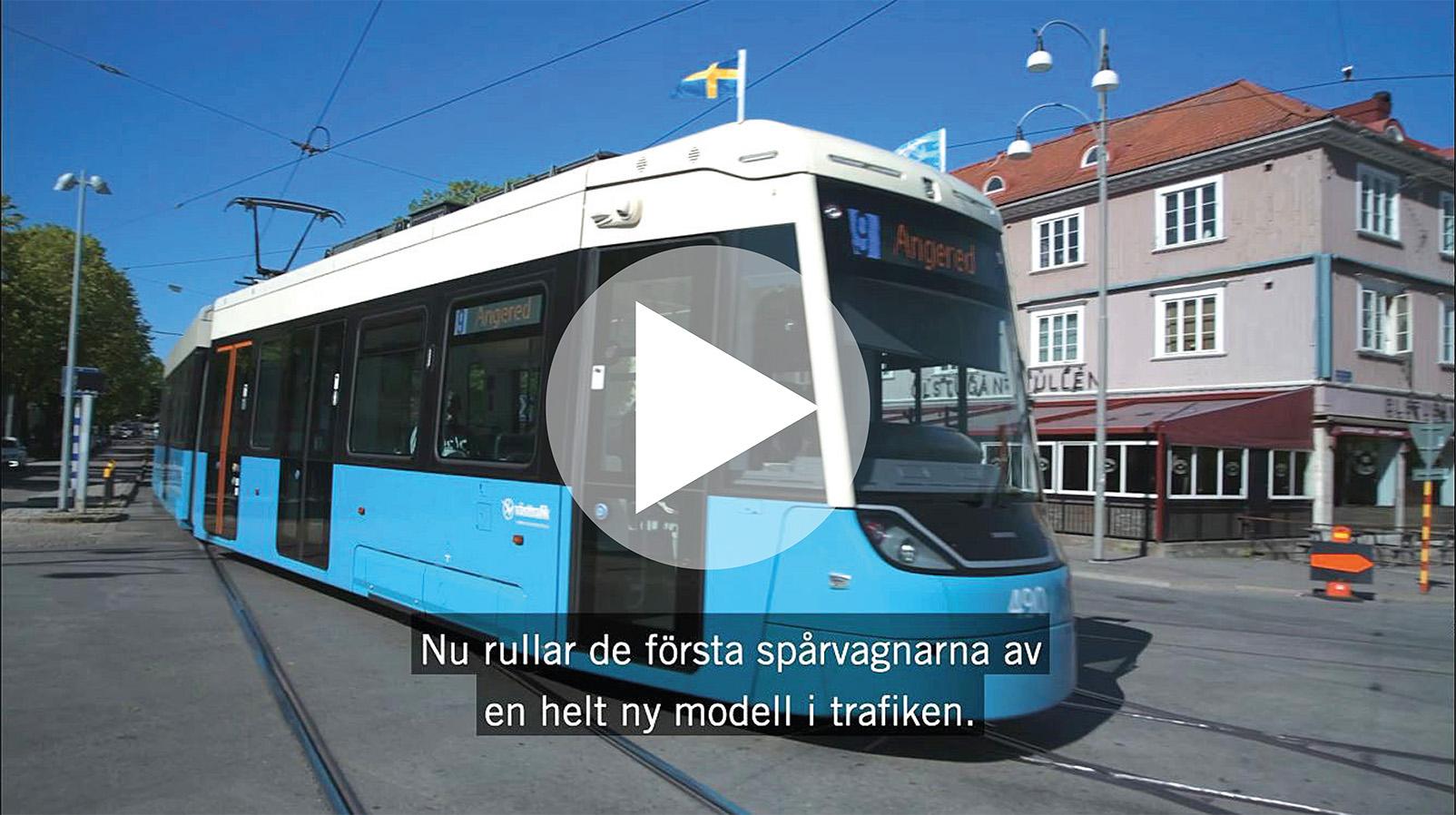 Lär känna Göteborgs Spårvägar